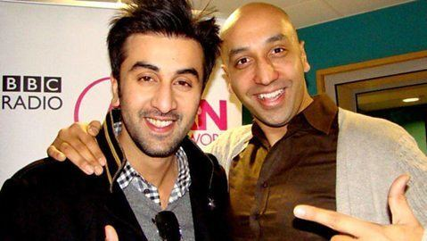 Tommy Sandhu BBC Asian Network Tommy Sandhu Bollywood actor Ranbir