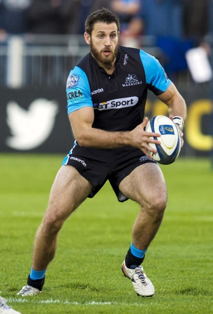Tommy Seymour Seymour and Pyrgos sign until 2017 Scottish Rugby Union
