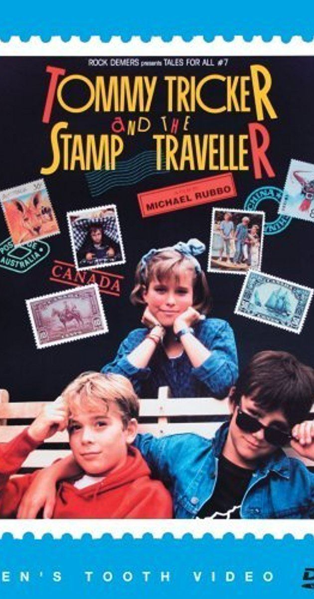 Tommy Tricker and the Stamp Traveller Tommy Tricker and the Stamp Traveller 1988 IMDb