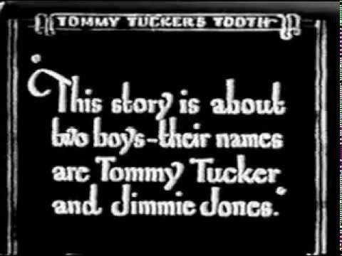 Tommy Tuckers Tooth 1922 Walt Disneys LaughOGrams YouTube