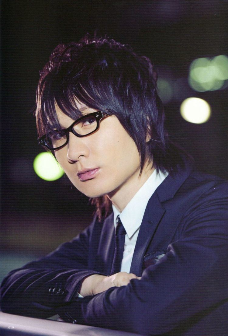 Tomoaki Maeno seiyuu Scans of Maeno Tomoaki from Voice