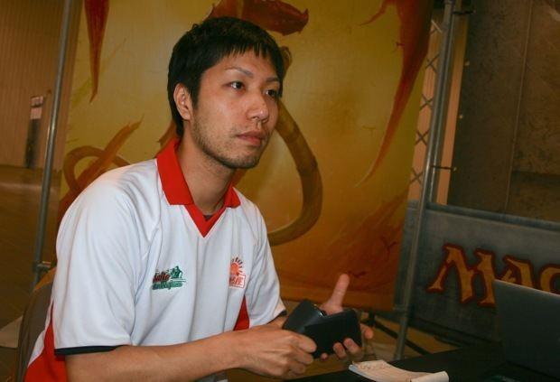 Tomoharu Saitou ROUND 4 TOMOHARU SAITO VS LUKAS JAKLOVSKY MAGIC THE