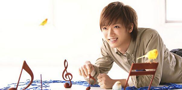 Tomohisa Sako Tomohisa Sako becomes 24 in 3 days singer jpop