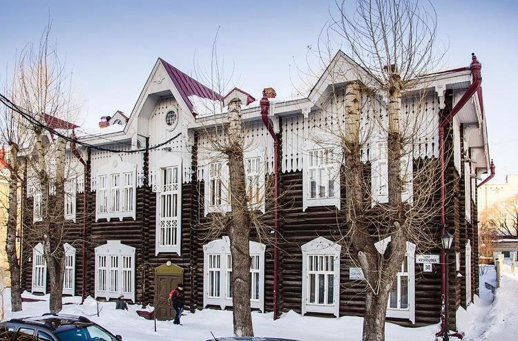 Tomsk in the past, History of Tomsk