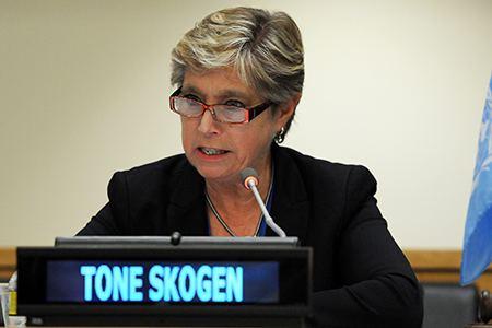Tone Skogen Tone Skogen International Knowledge Network of Women in Politics