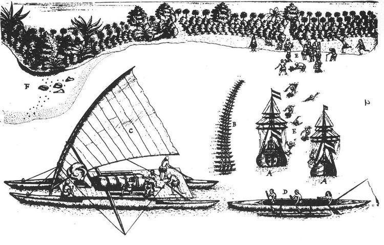 Tongatapu in the past, History of Tongatapu