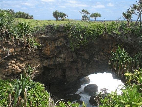 Tongatapu Beautiful Landscapes of Tongatapu
