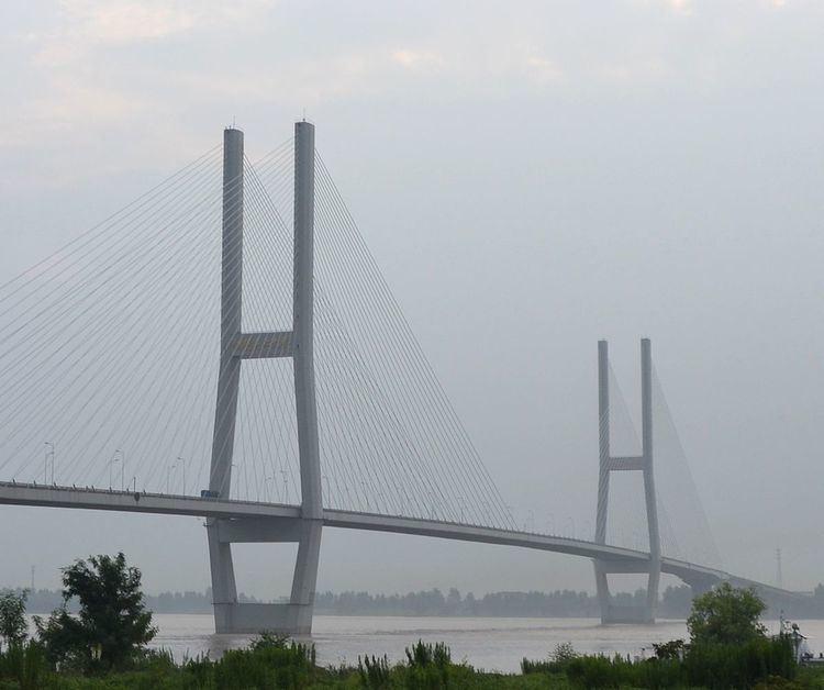 Tongling Yangtze River Bridge