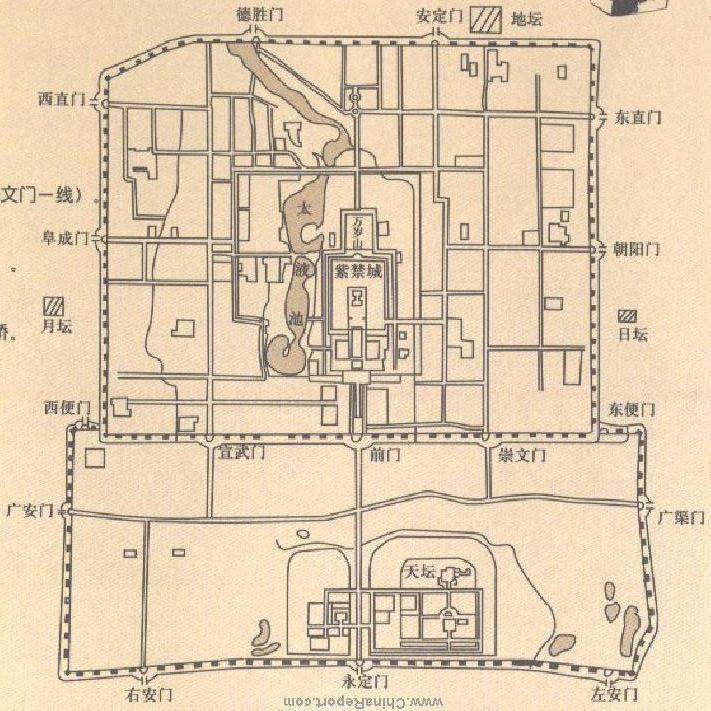 Tongzhou District, Beijing in the past, History of Tongzhou District, Beijing