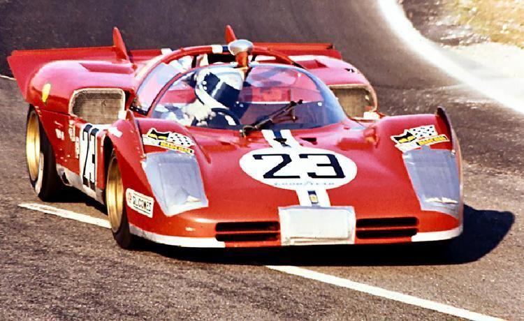 Tony Adamowicz Tony Adamowicz 1971 Daytona Ferrari 512S