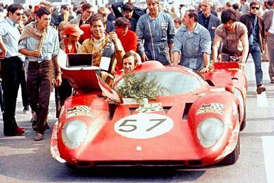 Tony Adamowicz Legendary lives Tony Adamowicz Motorsport Retro