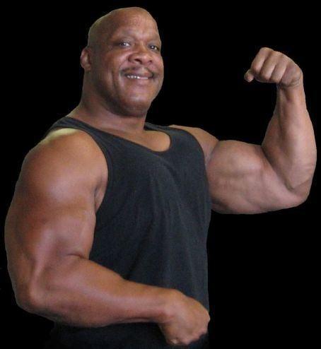 Tony Atlas WWE Tony Atlas