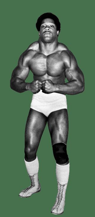 Tony Atlas Tony Atlas WWE
