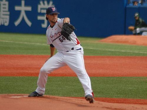 Tony Barnette Tony Barnette and July39s Monthly MVPS On Japanese Baseball