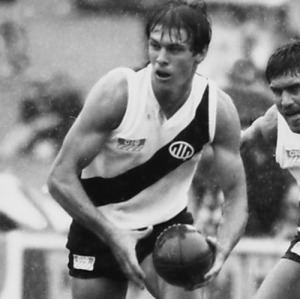 Tony Beckett Tony Beckett AFL Queensland