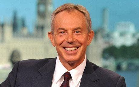 Tony Blair Tony Blair A Journey set to become biggest political