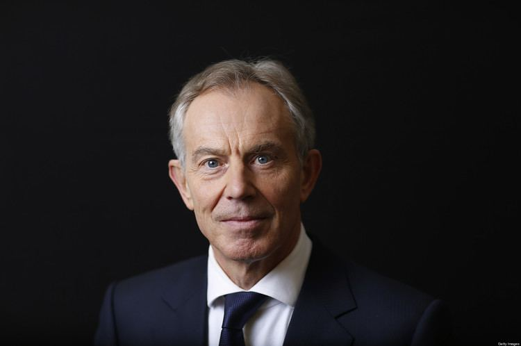 Tony Blair Tony Blair Attacks Labour39s Fierce Resistance To Austerity