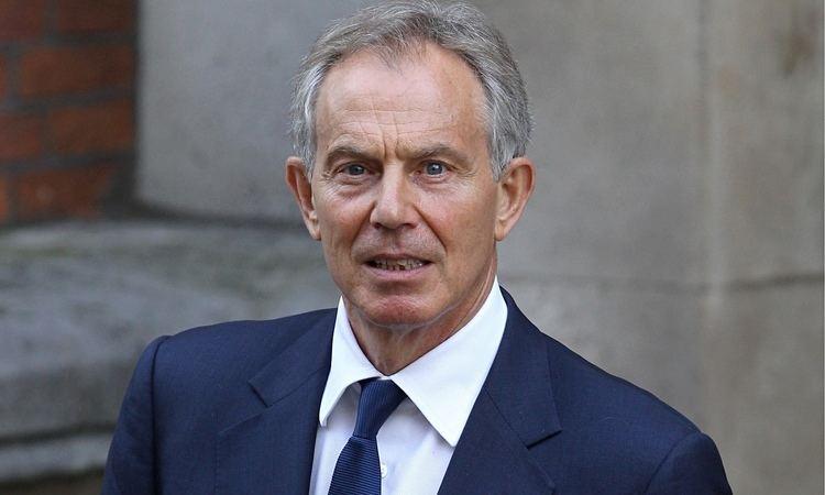 Tony Blair Former British PM Blair 39Apologizes39 for Iraq War