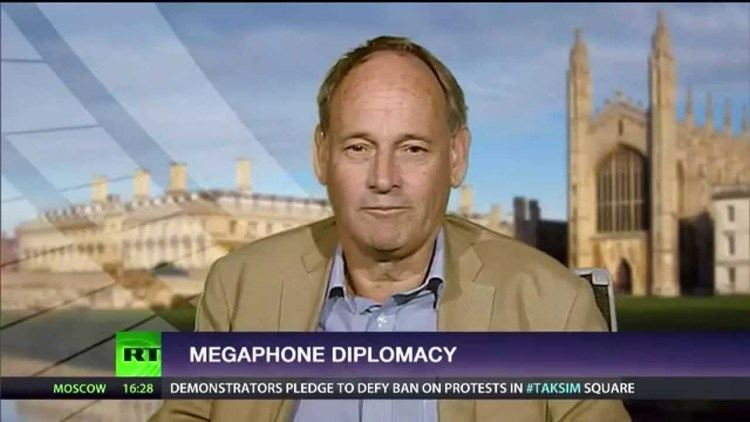 Tony Brenton Megaphone Diplomacy ft Sir Tony Brenton ex British Amb to Russia