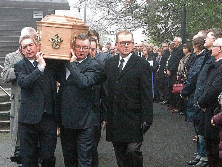 Tony Bromell Proud Limerick man Tony Bromell laid to rest Limerick Leader