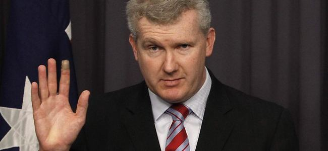 Tony Burke Tony Burke Appointed As New Arts Minister Promises To
