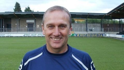 Tony Burman (footballer) Dartford boss Tony Burman mulls over fulltime offer BBC Sport