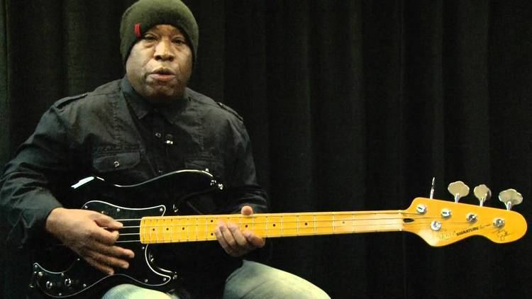 Tony Butler (musician) Vintage V4MTB Tony Butler Signature Bass YouTube