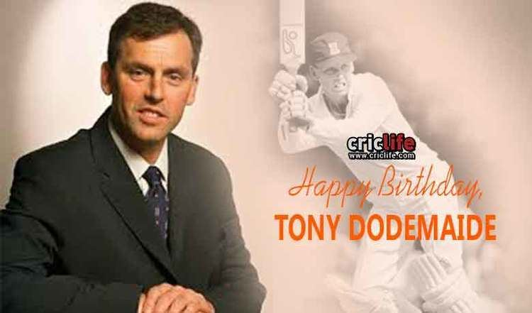 Tony Dodemaide 10 interesting facts about the Australian cricketer