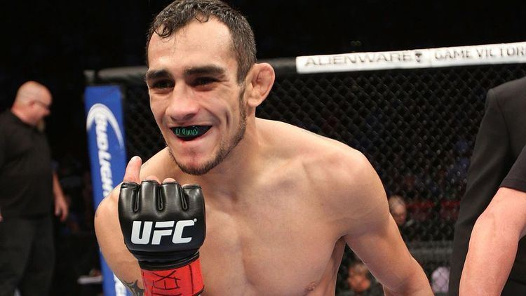 Tony Ferguson Tony Ferguson39s unlikely journey from bartender to UFC co