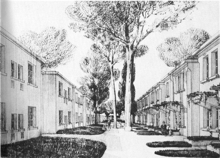 Tony Garnier (architect) ARQTony Garnier 18691948FRAgtArchitecture on Pinterest