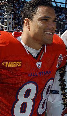 Tony Gonzalez (American football) Tony Gonzalez American football Wikipedia the free