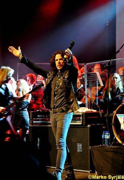 Tony Harnell MetalRulescom News Interviews Concert Reviews TONY HARNELL
