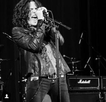Tony Harnell Interview with Tony Harnell Telling Tales and the TNT Reunion