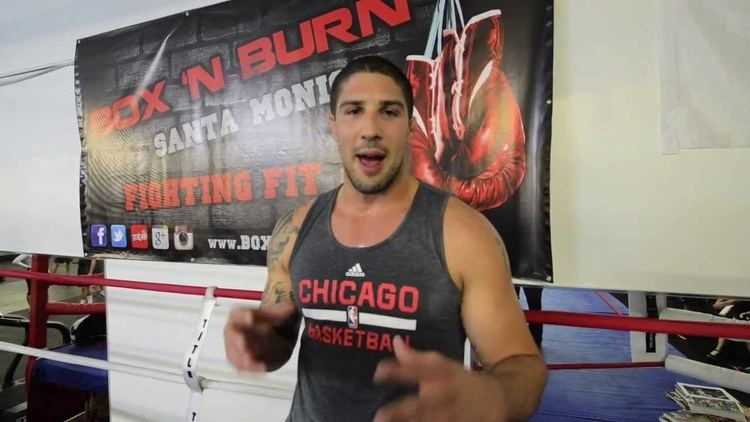 Tony Jeffries Personal Training with Olympic Boxer Tony Jeffries in BoxN Burn