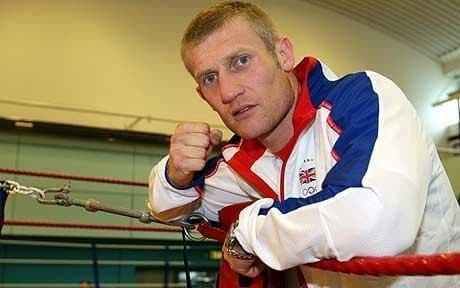 Tony Jeffries Beijing boxing Former bouncer Tony Jeffries close to
