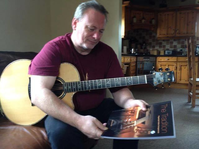 Tony McManus (musician) Tony McManus With The Tradition Acoustic Guitar Book