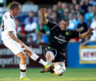 Tony McManus (soccer) Tony McManus Retires from Professional Soccer IMS Soccer News