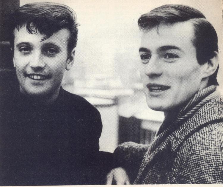 Tony Meehan SIXTIES BEAT Jet Harris and Tony Meehan