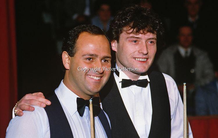 Tony Meo Tony Meo Jimmy White England professional snooker player Victor