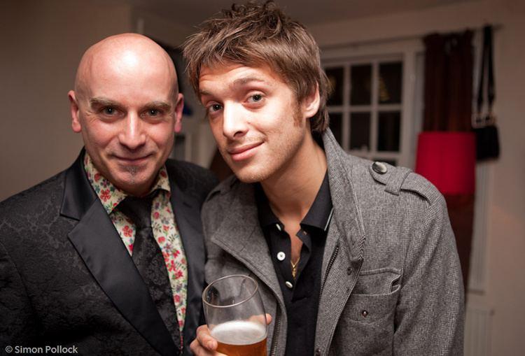 Tony Moore (musician) Industry Insider Musical Director Tony Moore ex Iron Maiden member