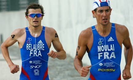 Tony Moulai RFI Les hommes de fer rvent de mdailles olympiques