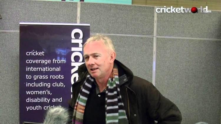 Tony Pigott Cricket Video Tony Pigott Relives Career Highlights At Cricket