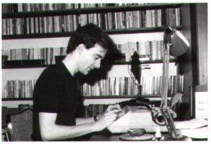Tony Richards (author) Tony Richards FantasyHorror Author