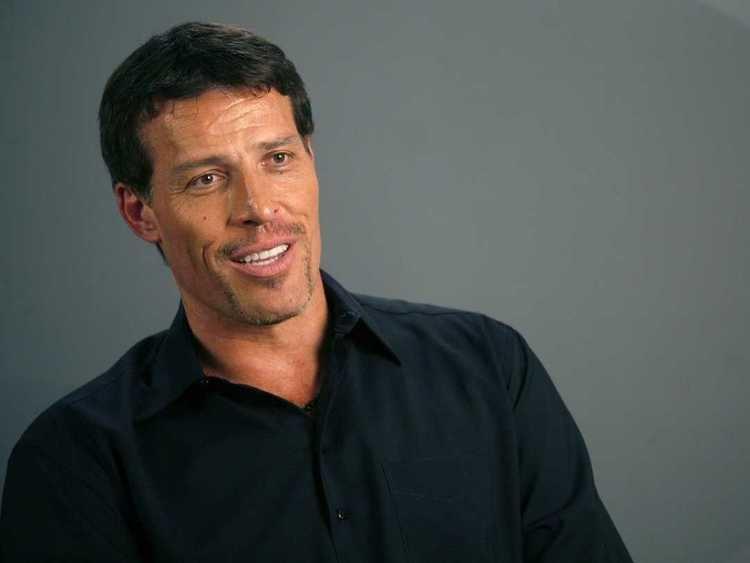 Tony Robbins Tony Robbins Shatters Investing Myths Business Insider