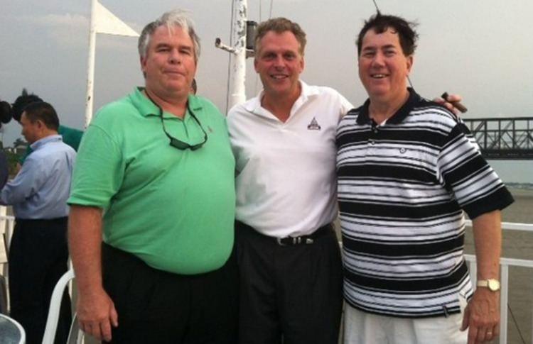 Tony Rodham Hillary39s brother raised Chinese money for McAuliffe39s