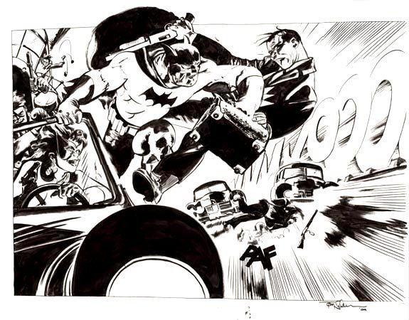 Tony Salmons Tony Salmons Comic Artist Gallery of the Most Popular