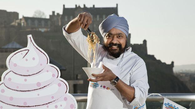 Tony Singh (chef) Chef Tony Singh39s restaurant in Edinburgh set to close its