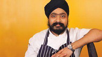 Tony Singh (chef) BBC Radio Scotland The Kitchen Caf Tony Singh