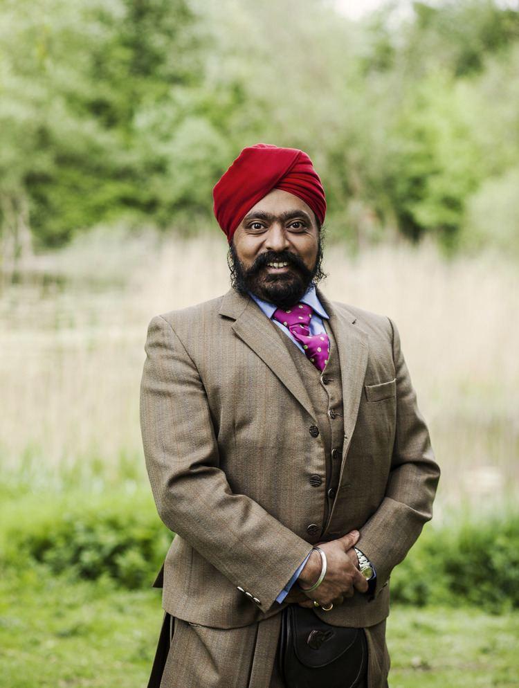 Tony Singh (chef) Tweed Profiles Tony Singh Walker Slater Tweed
