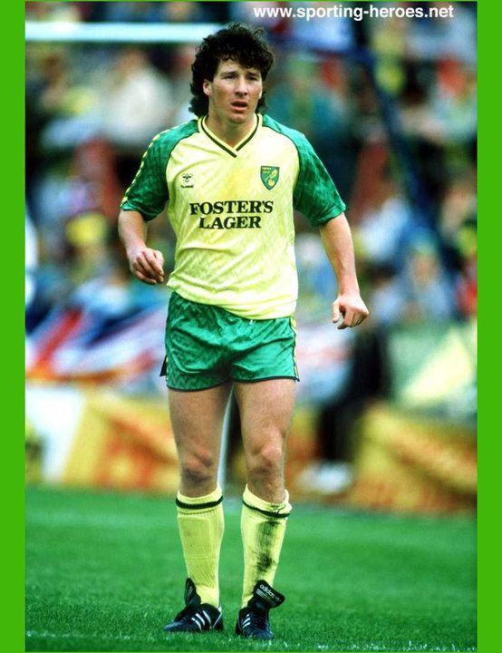 Tony Spearing Tony SPEARING League appearances Norwich City FC